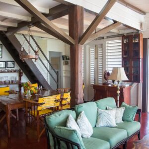 Living Room facing the veranda