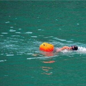 Swimming at Llatrissant