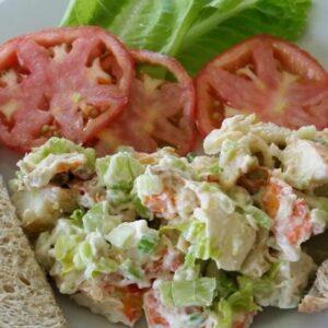 Lobster salad (2)